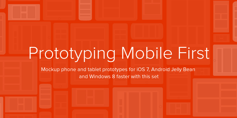 prototyping mobile first