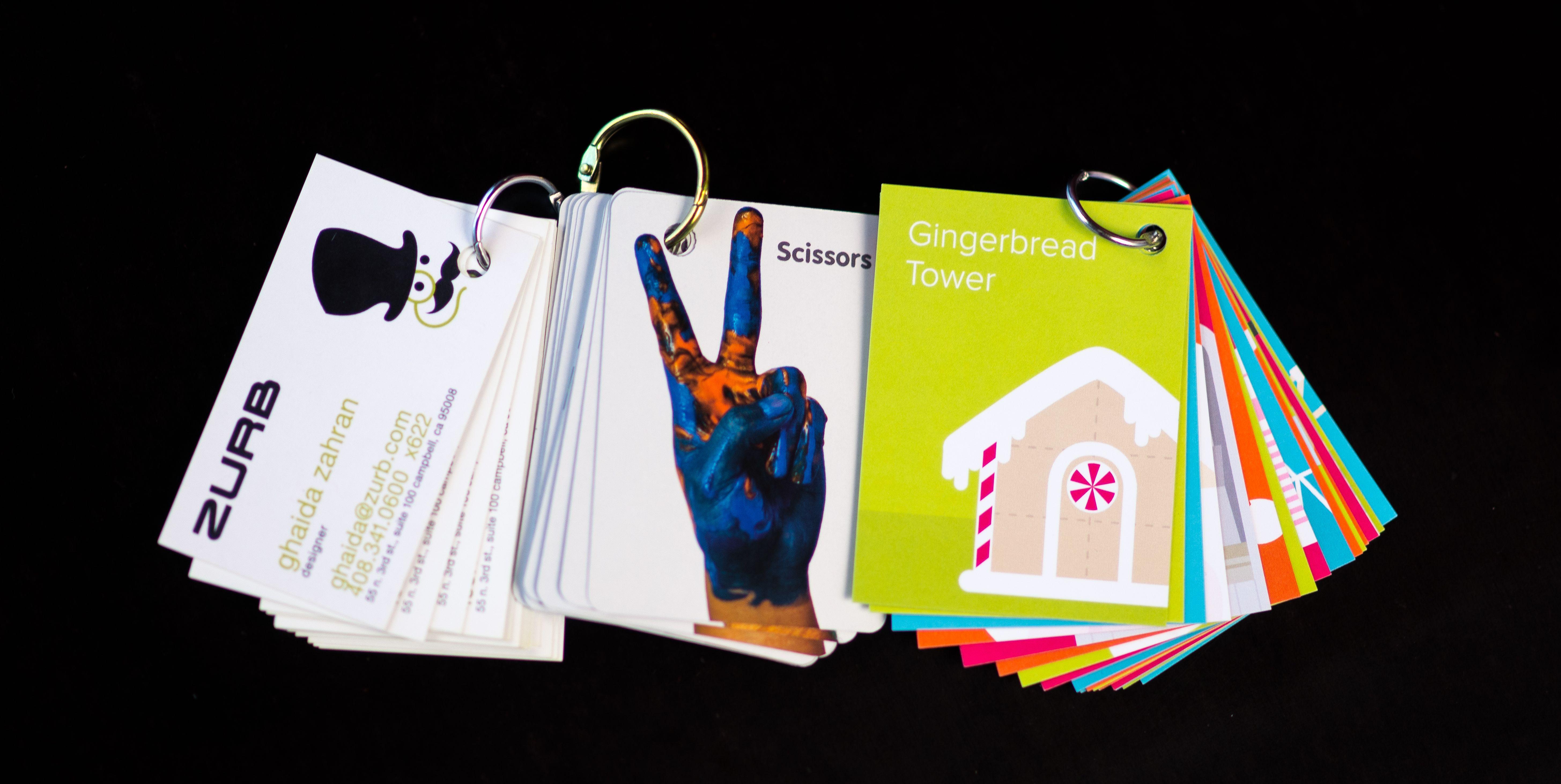 prototype cards