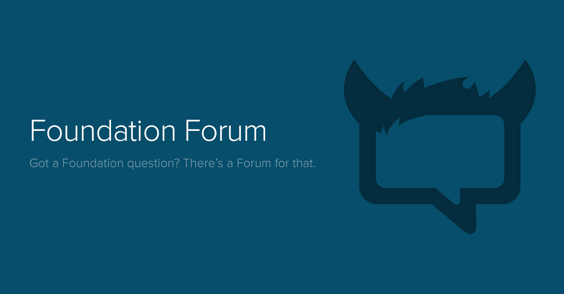 Foundation tforum