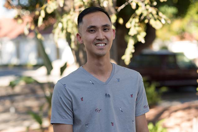 photo of Bill Tran