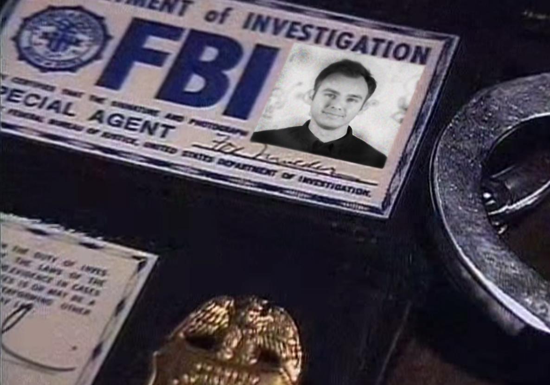 Daniel is Fox Mulder