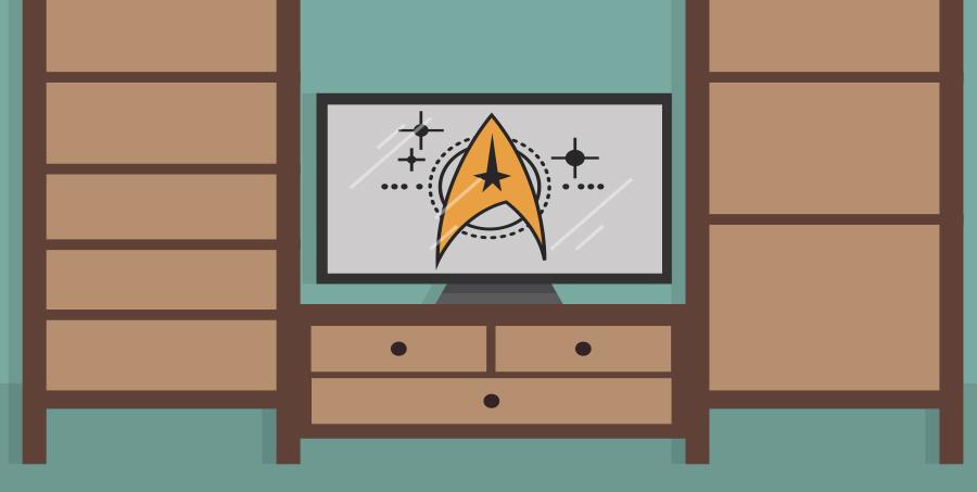 Star Trek on TV