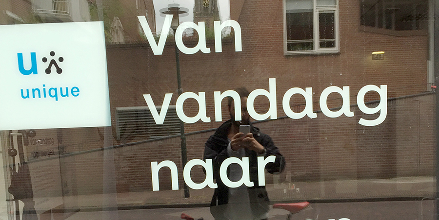 Window that inspired The Next Web's font choice