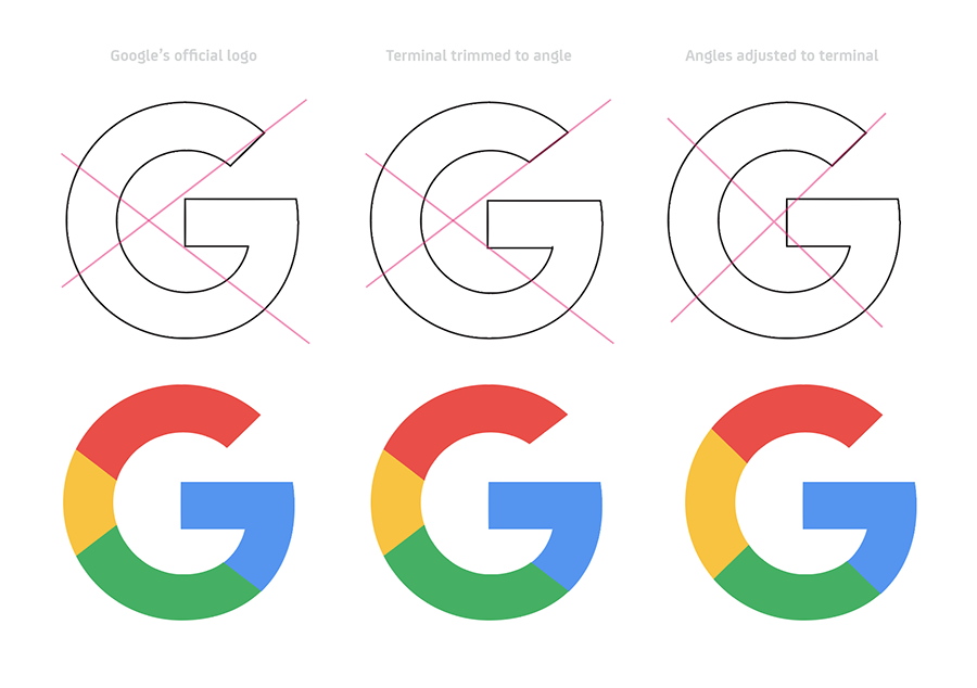Google Shot The Serif But It Didnt Shoot SVG