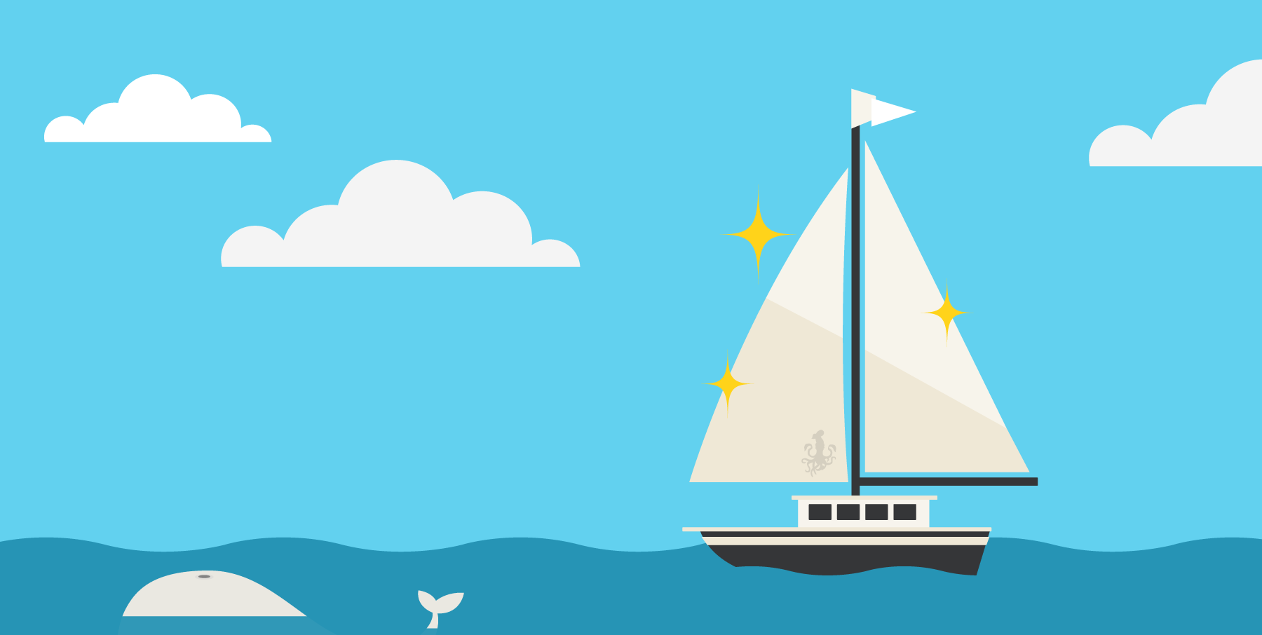 New sails illustration