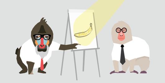Do the work illustration
