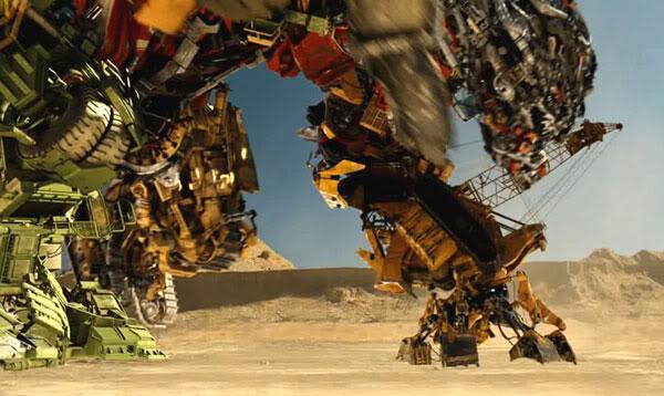 The Transformer Constructicon