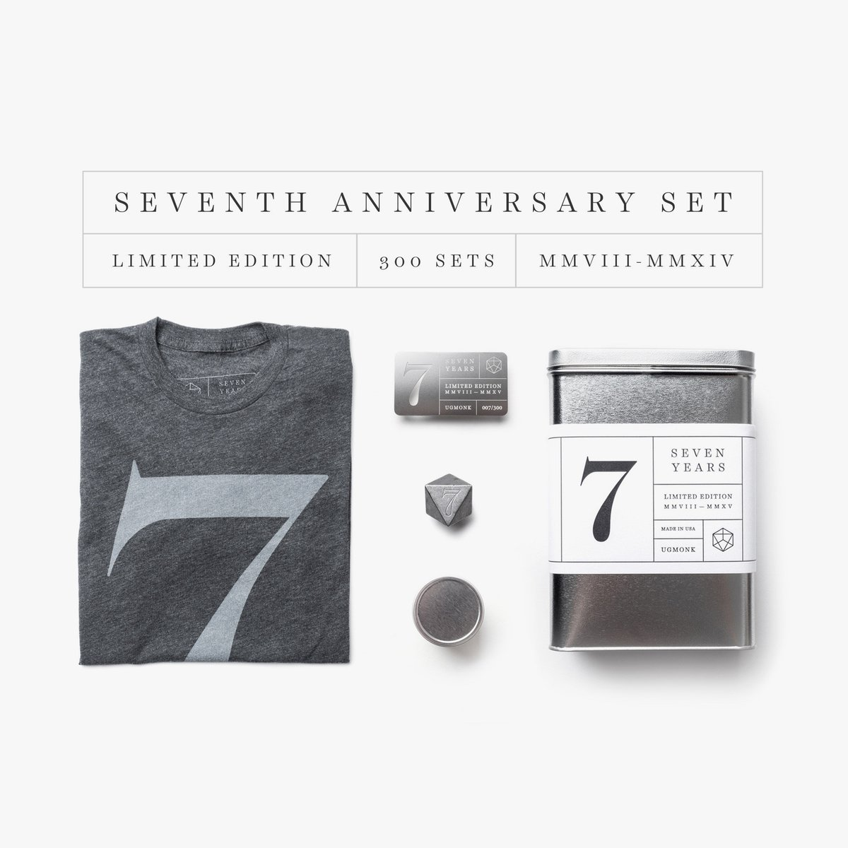 Ugmonk Anniversary Kit