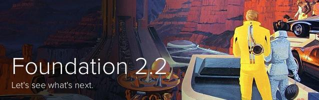 Foundation 22 splash