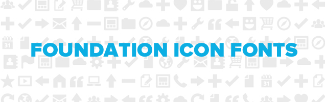 Foundation blog header