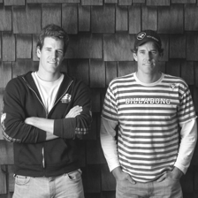 The winklevoss twins  zurbsoapbox
