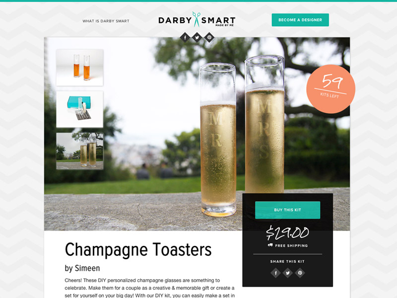 Darby Smart patterns