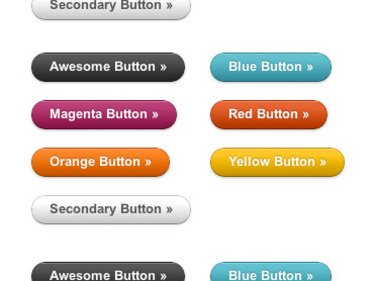 Awesome buttons