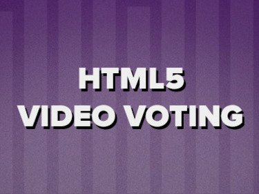 Video voting